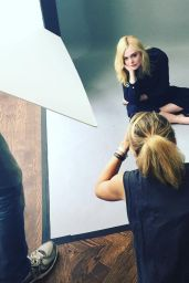 Elle Fanning – Social Media Pics and Videos, September 2017