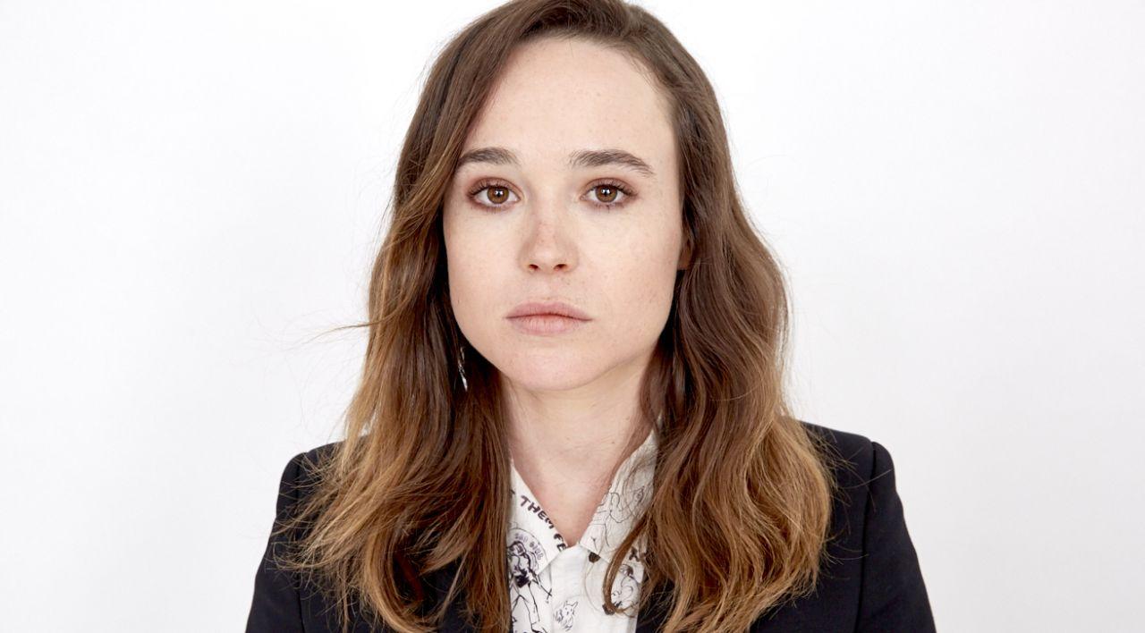 Ellen Page Latest Photos - CelebMafia Ellen Page