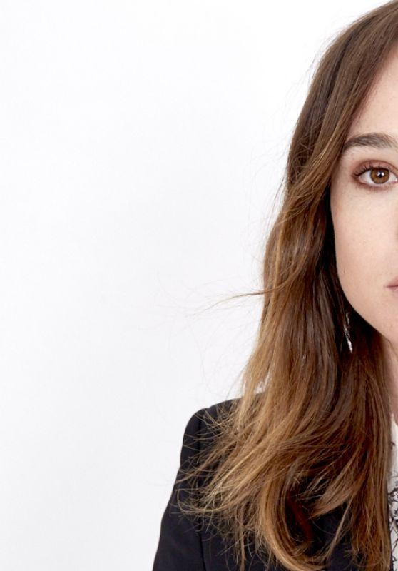 Ellen Page - Deadline Portrait Studio at TIFF 2017