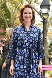 Ellie Kemper - Lela Rose Presentation, SS18 in New York 09/12/2017