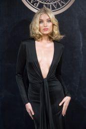 Elsa Hosk – L'Oreal X Balmain Party in Paris 09/28/2017