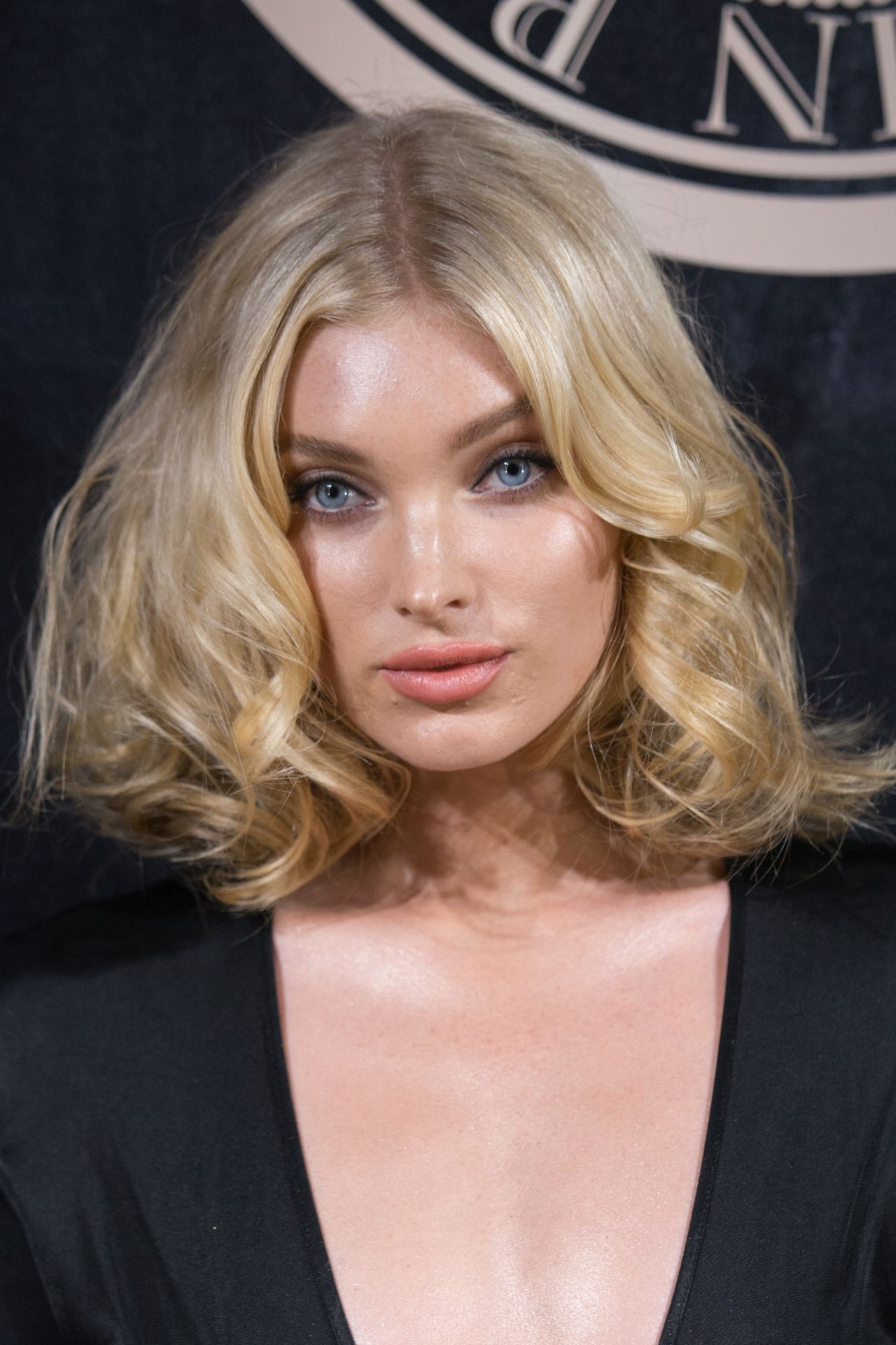 Elsa Hosk L Oreal X Balmain Party In Paris 09 28 2017