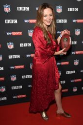 Emily Atack & Amelia Lily – NFL UK Kick Off Party in London 09/10/2017