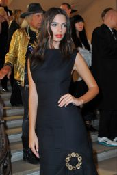 Emily Ratajkowski - Jacquemus After Show in Paris 09/25/2017