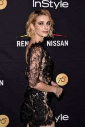 Emma Roberts – HFPA & InStyle Annual Celebration of TIFF 09/09/2017