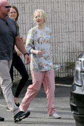 "Emma Stone - on the Set of ""Maniac"" in Long Island, NY 09/20/2017"