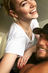 Emma Stone - Social Media Pics 09/23/2017