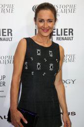 Emmanuelle Boidron - Christophe Guillarme Fashion Show in Paris 09/27/2017
