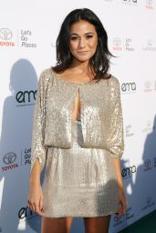 Emmanuelle Chriqui - Environmental Media Association Awards 2017 in LA
