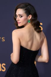 Emmy Rossum – Emmy Awards in Los Angeles 09/17/2017