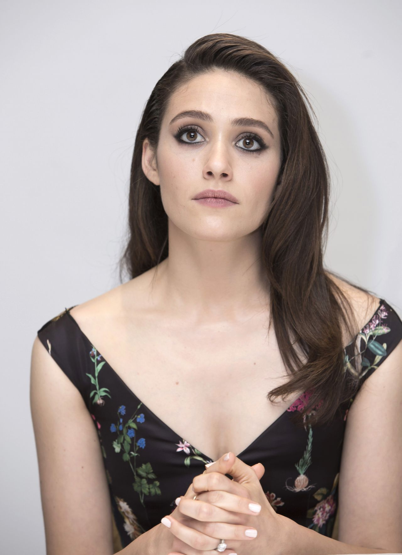 Emmy Rossum Quot Shameless Quot Press Conference In Hollywood 09
