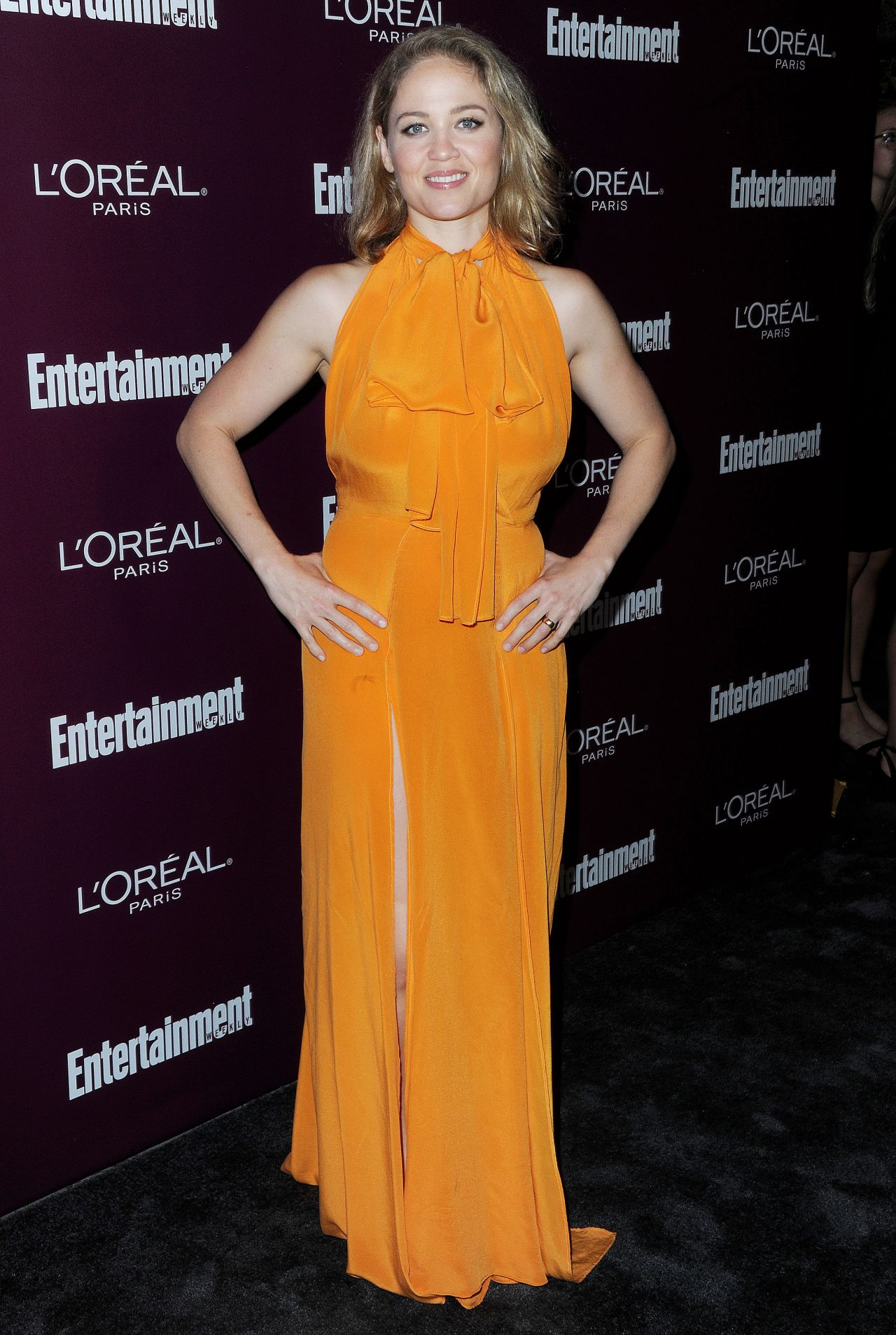 Erika Christensen – EW Pre-Emmy Party in Los Angeles 09/15 ...