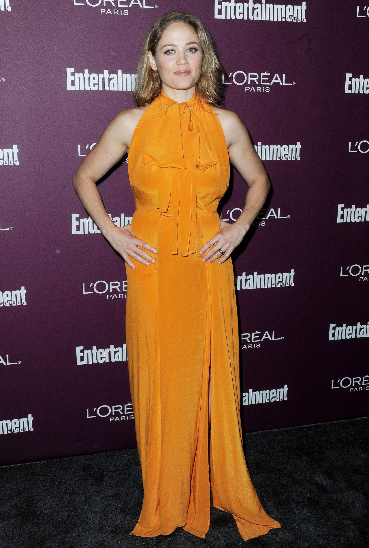 Erika Christensen – EW Pre-Emmy Party in Los Angeles 09/15 ...