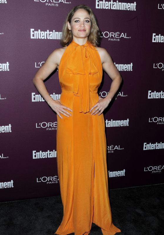 Erika Christensen – EW Pre-Emmy Party in Los Angeles 09/15/2017