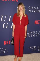 """Erin Fetherston – """"Our Souls at Night"""" Premiere in New York 09/27/2017"""