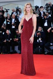 "Eva Riccobono – ""Downsizing"" Premiere and Opening Ceremony, 2017 Venice Film Festival"