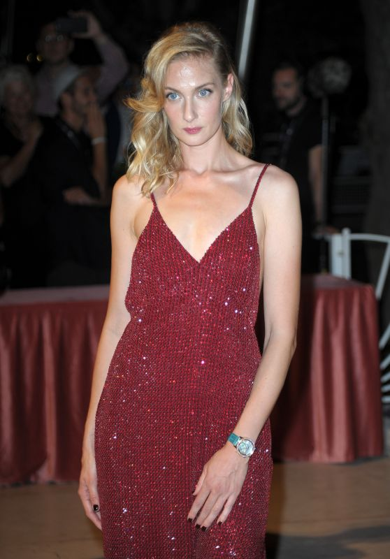 Eva Riccobono – Opening Ceremony Dinner, 74th Venice Film Festival 08/30/2017