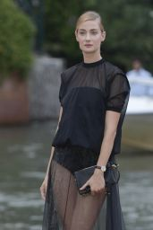 Eva Riccobono – The Franca Sozzani Award in Venice, Italy 09/01/2017