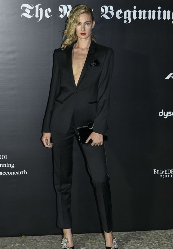 Eva Riccobono – Vogue Italia Party in Milan 09/22/2017