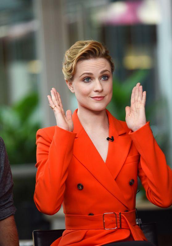 Evan Rachel Wood – Variety Studio at TIFF in Toronto 09/09/2017