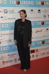 """Fanny Cadeo – """"Tiro Libero"""" Premiere in Rome, Italy 09/18/2017"""