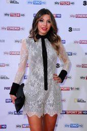 Federica Masolin – Sky Upfront TV Presentation in Milan, Italy 09/12/2017