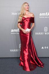 Federica Panicucci – amfAR Gala Milano Red Carpet in Milan, Italy 09/21/2017