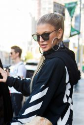 Fergie - Out in New York City 09/25/2017