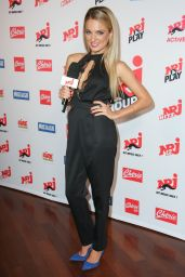 Fiona Deshayes - NRJ Group Media Conference in Paris 09/21/2017