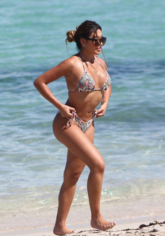 Gaby Suares Hot in Bikini - Miami Beach 08/30/2017