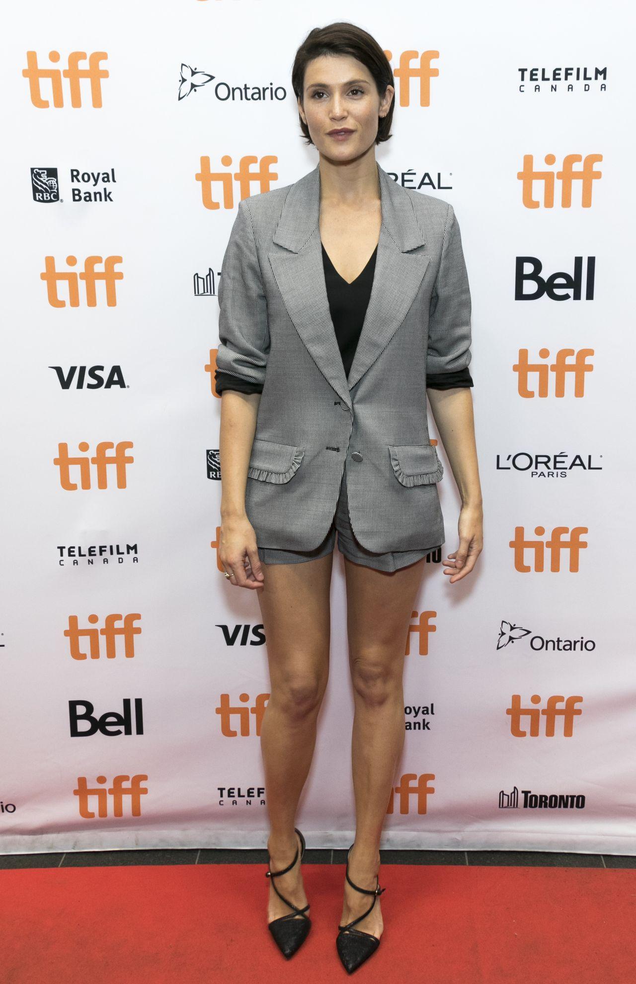 """Gemma Arterton - """"The Escape"""" Premiere in Toronto 09/12/2017"""