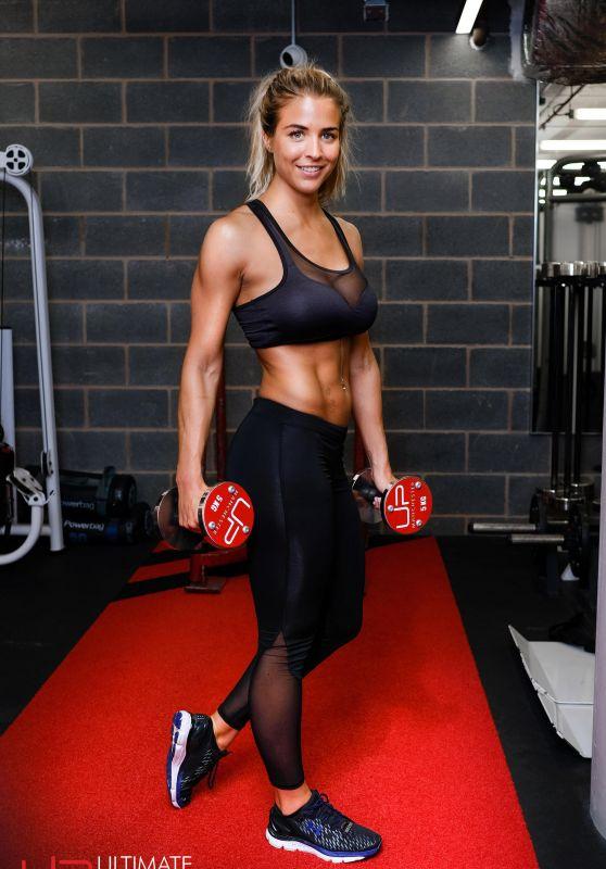 Gemma Atkinson - Ultimate Performance Photoshoot