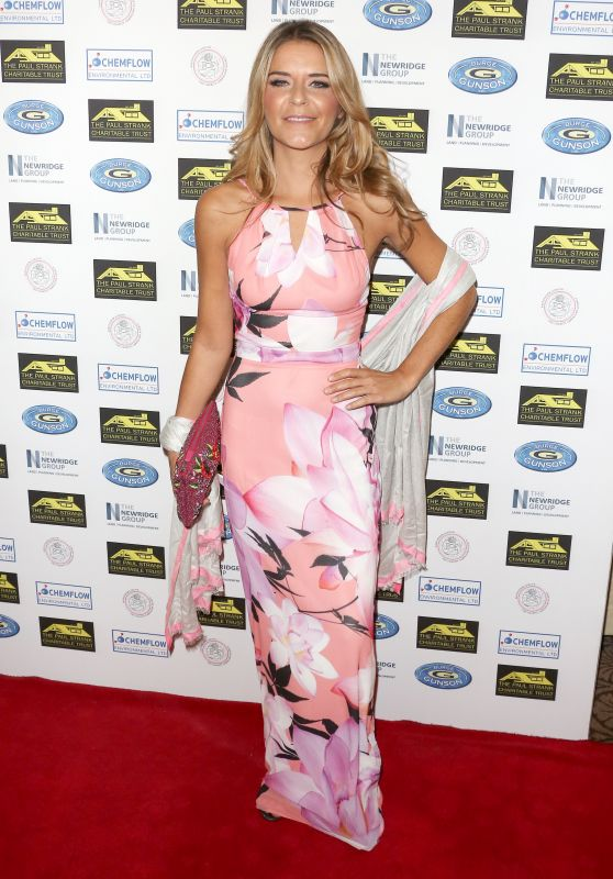 Gemma Oaten – Trust Annual Gala in London, UK 09/23/2017