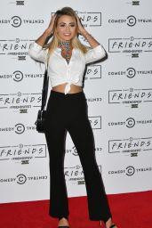 Georgia Harrison – FriendsFest Closing Party in London, UK 09/14/2017