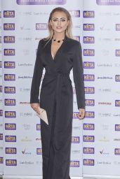 Georgia Harrison – National Reality Awards in London 09/18/2017