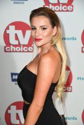 Georgia Kousoulou – TV Choice Awards 2017 in London