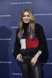Gigi Hadid - Tommy Hilfiger Flagship Store Launch in Copenhagen, Denmark 09/23/2017