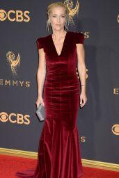 Gillian Anderson – Emmy Awards in Los Angeles 09/17/2017