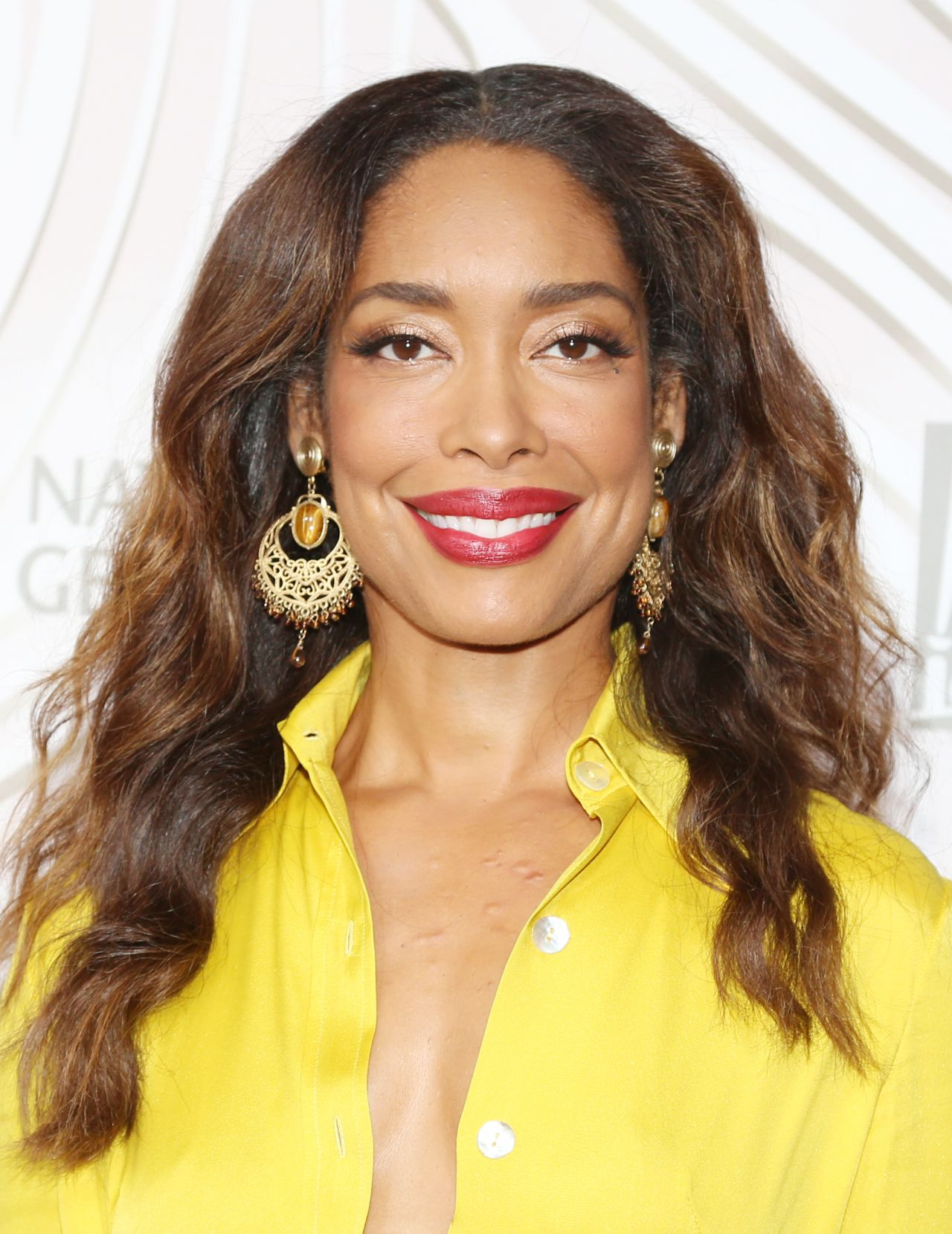 Gina Torres Emmy Awards After Party In La 09 17 2017
