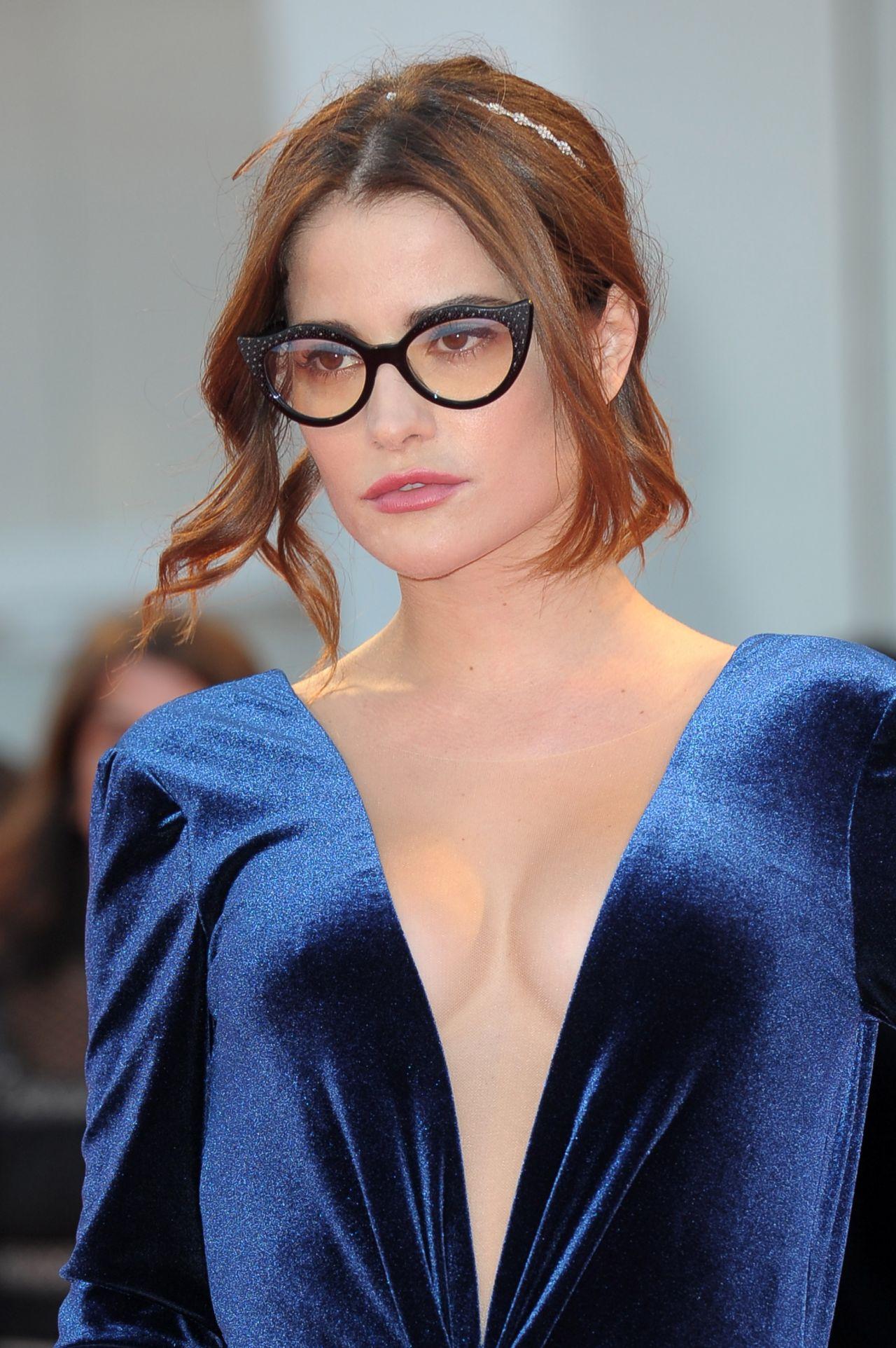 Giulia Elettra Gorietti La Fidele Premiere In Venice