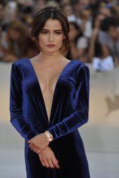 """Giulia Elettra Gorietti – """"La Fidele"""" Premiere in Venice 09/08/2017"""