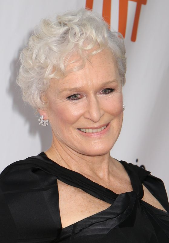"Glenn Close - ""The Wife"" Premiere in Toronto 09/14/2017"