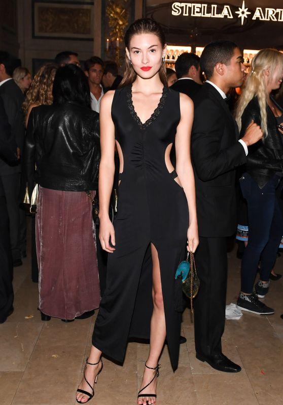 Grace Elizabeth – Harper's Bazaar ICONS Party in New York 09/08/2017