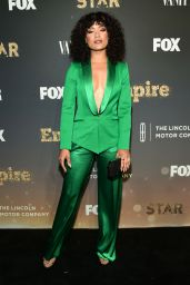 "Grace Gealey - the Cast of ""Empire"" and ""Star"" Celebrate Fox"