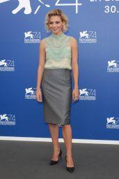 Greta Scarano– Jury photocall at the Venice International Film Festival 08/30/2017