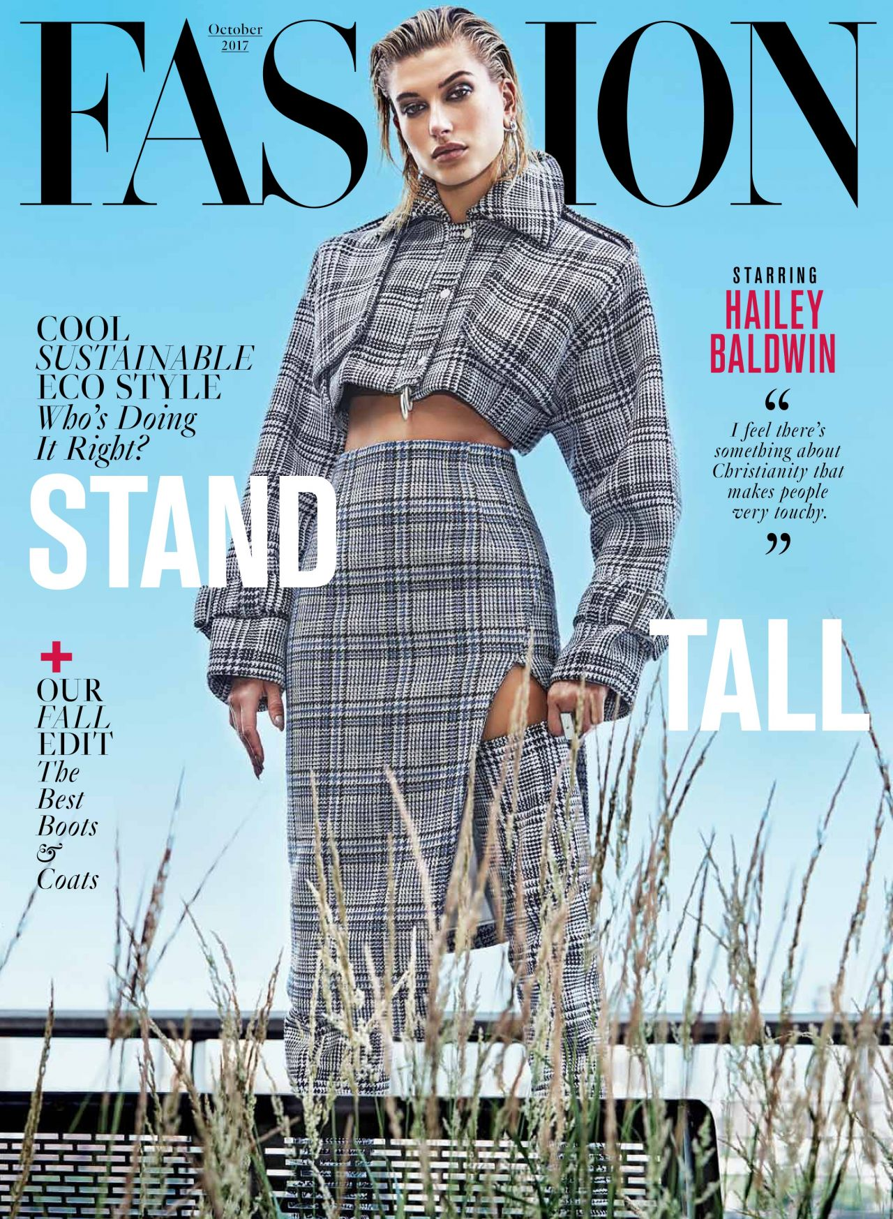 Fashion Magazine October 2017 Issue