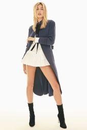 Hailey Baldwin - S Moda October 2017