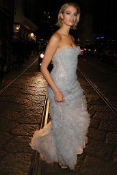 Hailey Clauson – amfAR Gala Milano Red Carpet in Milan, Italy 09/21/2017