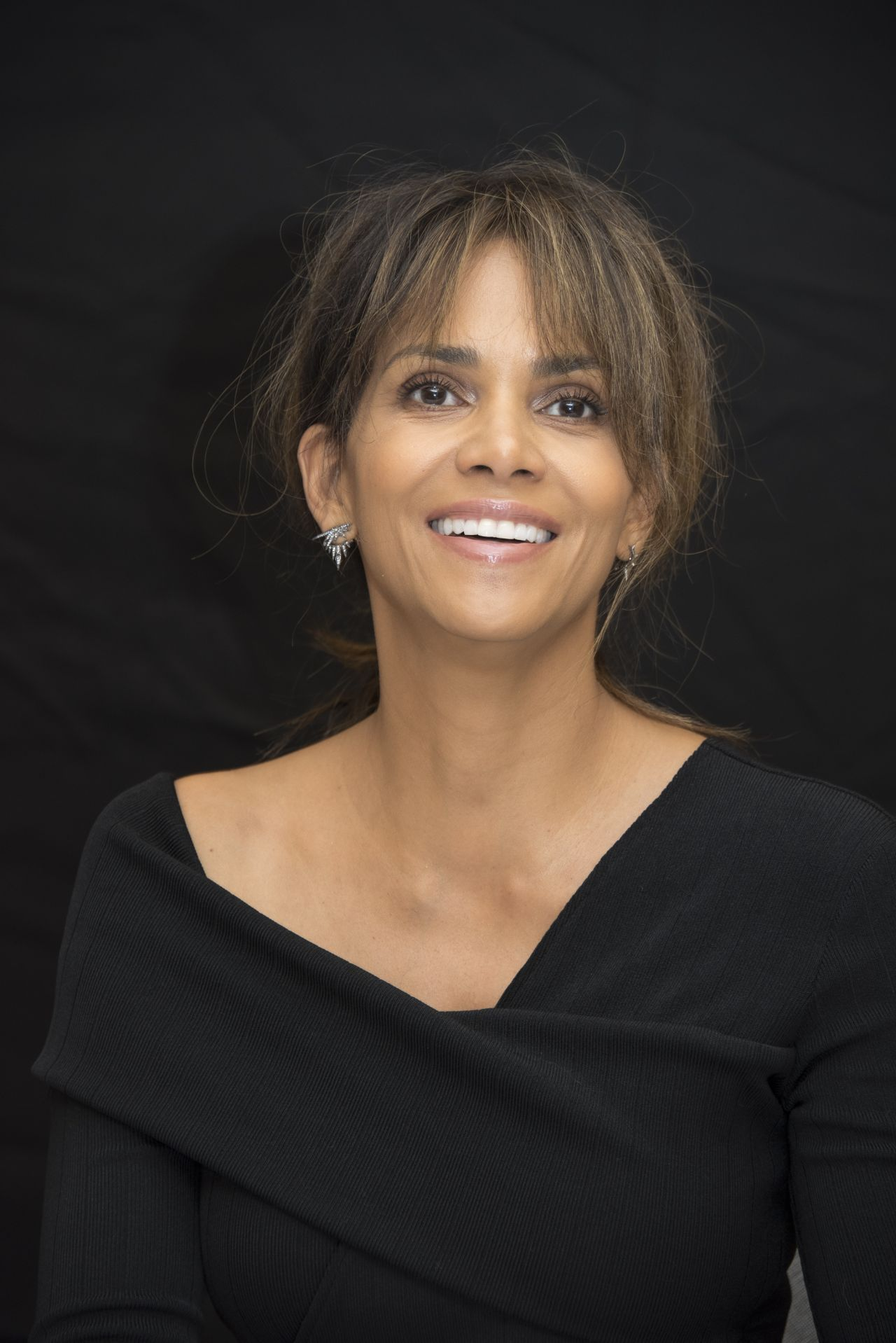 Halle Berry Kingsman The Golden Circle Press