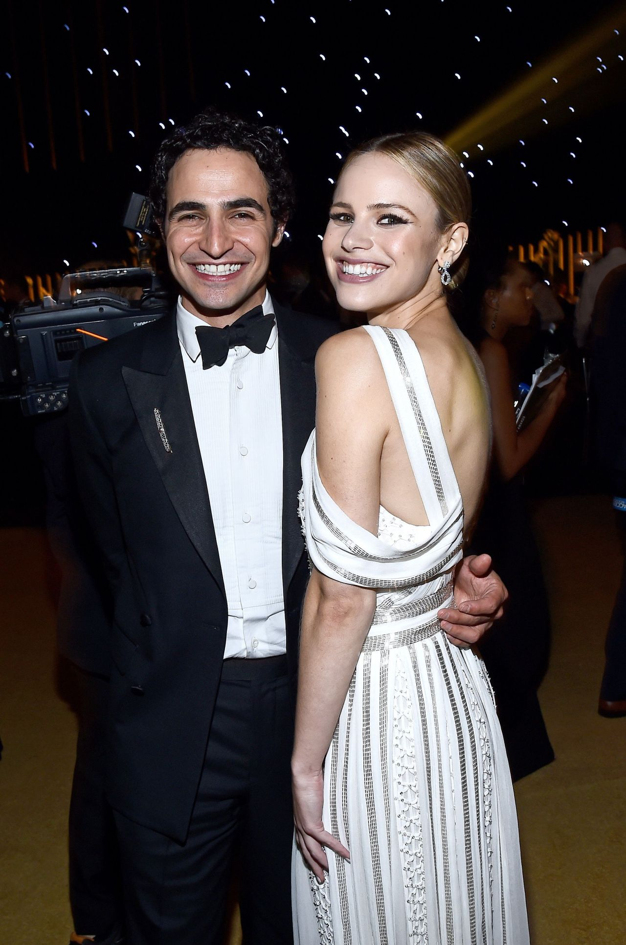 Halston Sage - Emmy Awards Governors Ball in LA 09/17/2017